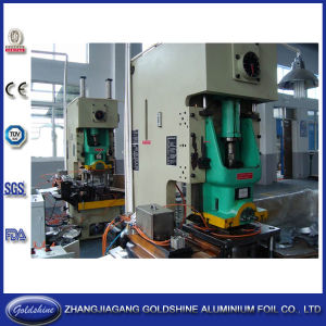 Automatic Aluminum Foil Container Making Machine (63t) pictures & photos