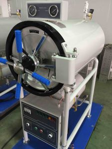 Bluestone Stainless Horizontal Sterilizer Hospital Autoclave pictures & photos