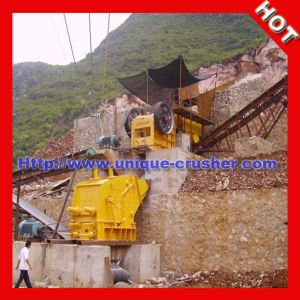 200-250 TPH Granite Crushing Plant