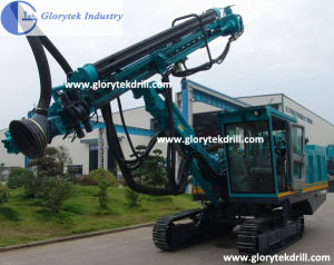 De165 Type Air Compressor Built in Blasthole Drilling Rig pictures & photos