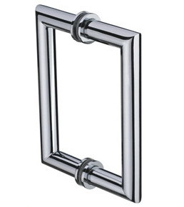 Square Back to Back Pull Handle (SH-3005)