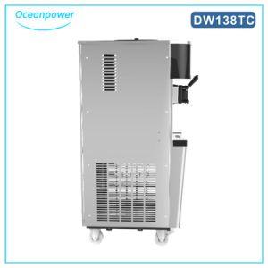 Soft Serve Ice Cream Machine (Oceanpower DW138TC) pictures & photos