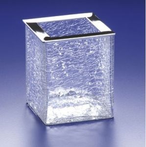 Crystal Square Cup F-002