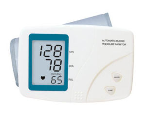 Full Automatic Electronic Blood Pressure Monitor pictures & photos