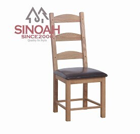 Solid Oak Wooden Dining Chair for Dining Room Furniture