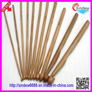 Bamboo Knitting Needles (XDKN-008) pictures & photos