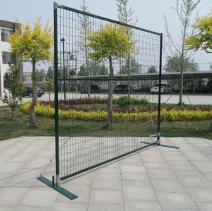 Temporary Construction Fence 6ftx10ft (BY-TFA6)