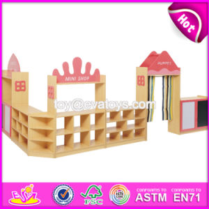 Best Design Children School Furniture Wooden Kids Storage Units W08c178 pictures & photos