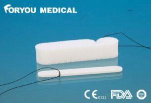 Hemostatic PVA Nasal Dressing with CE and FDA pictures & photos