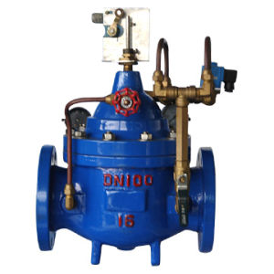 Automatic Cast Iron Pump Control Valve pictures & photos