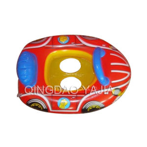 PVC Inflatable Children Yacht(YJ07-31)