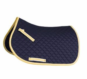 Equestrian Horse Saddle Pad Saddle Cloth (SMS4175) pictures & photos