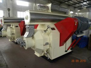Straw Pellet Machine (HKJ-40) Pellet Press pictures & photos