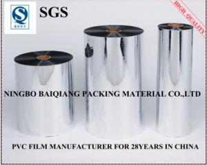 PVC Twist Film (Metallized BOPVC)