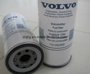 Volvo15126069 Fuel Filter Spin-on for Volvo Dump Trucks, Excavators, Loaders pictures & photos
