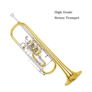High-Grade Rotary Trumpet (TR-440) pictures & photos