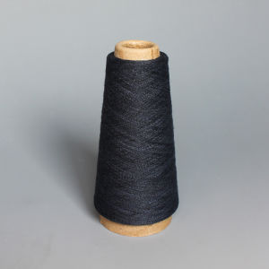 Polyester Spun Yarn-Ab Yarn pictures & photos