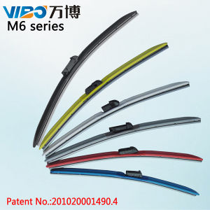 Hot Item 6 in 1 Multifunction Wiper Blade