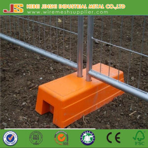 Galvanized Australia Type Temporary Security Fence Made in China pictures & photos