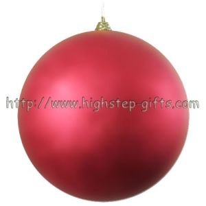 Christmas Matte Ball (25mm-450mm) pictures & photos