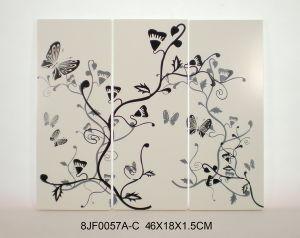 Butterfly Wall Art Wooden Elegant Butterfly Wall