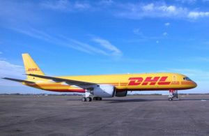 DHL Express From China