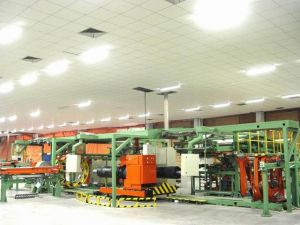 3-Drum Single Stage Radial Tyre Building Machine (LCZ-3G) pictures & photos