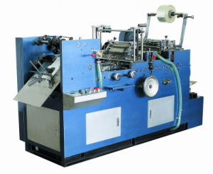 Full Automatic Envelope Window Film Sticking Machine (ACTM-395) pictures & photos