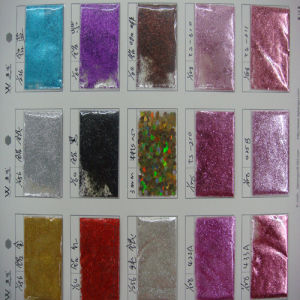 High Tempreature Resistant Aluminum Glitter Powder