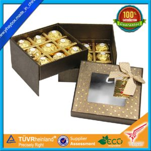 Paper Candy Gift Box Packaging Chocolate Box
