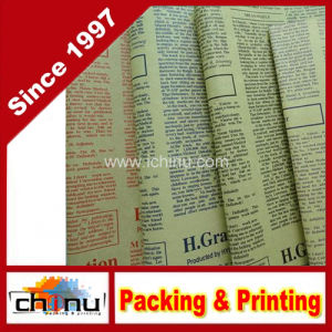 Eco-Friendly Custom Food Wrapping Paper (4138) pictures & photos