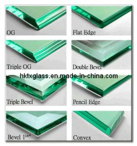Polishd Edge / PE / Fe / Beveled Edge Glass pictures & photos