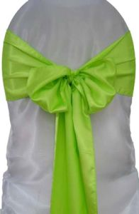 Apple Green Satin Sash pictures & photos