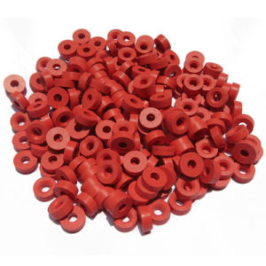 High Quantity Rubber Orange Silicone Seals pictures & photos