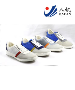 Men′s Fashion Casual Canvas Shoes (BFM0398) pictures & photos