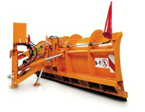 Self-Powered Front Mount Snowplow (CLYT-3400)