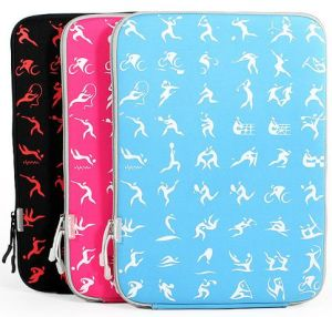 Neoprene Laptop Sleeve of Printing Series (B015NE)