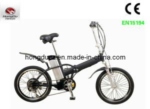 En15194 Mini Folding Electric Bicycle E-Bicycle for Sale pictures & photos