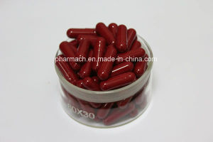 Empty Medicine Capsule/ Empty Capsule for Medicine/Gelatin Empty Capsule Brown/Brown pictures & photos