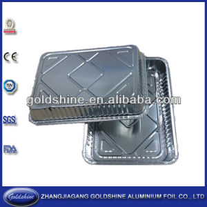Aluminium Foil Container for BBQ pictures & photos