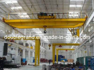 Qd Mobile Double Girder Overhead Crane (DG10-005) pictures & photos