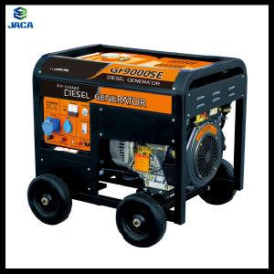 Changchai Engine Open Type Portable Diesel Generator