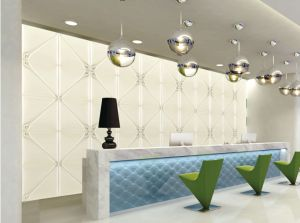 3D PU Wall Panel 1056-15 for Building Construction pictures & photos