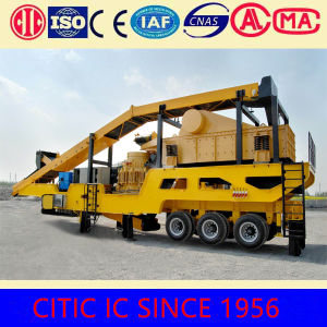 Special Designed High Performance Mobile Impact Crusher pictures & photos