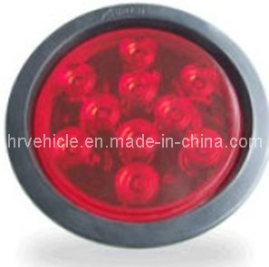 "4"" Round Stop/Turn/Tail LED Lamp pictures & photos"