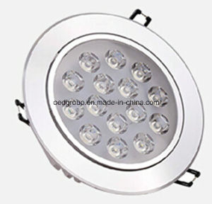 15W High Brightness LED Ceiling Light, LED Downlight pictures & photos