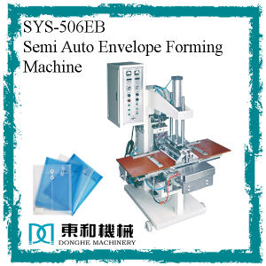 Semi Auto Envelope Forming Machine pictures & photos