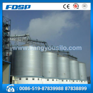 Best Selling CE/ISO/SGS Approved Bottom Grain Silo Grain Steel Storage Silo pictures & photos
