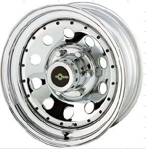 Chrome Steel Wheel Rim for 4x4 Car 15x10 pictures & photos