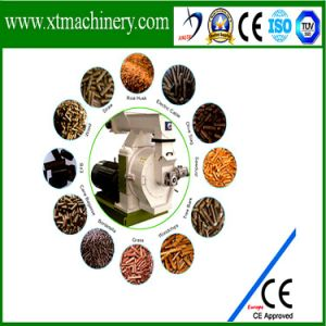 Automatic Lubrication, Longer Lifetime, Poultry Feed Pellet Extruder pictures & photos